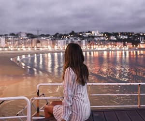 beach, Espagne, and look image