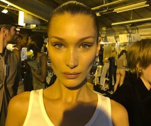 bella hadid, beautiful, and fashion image