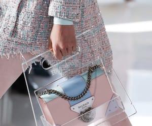 fashion and Balmain image