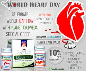 special offers, world heart day, and heart care pack image