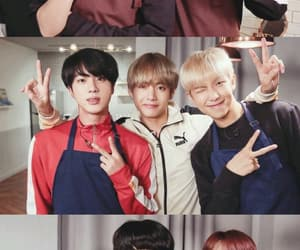 army, tae, and bts image