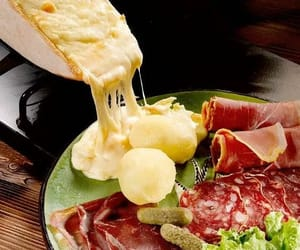 cheese and raclette image