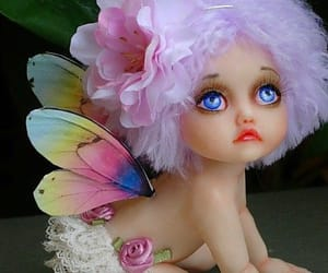 adorable, fairy, and pretty image