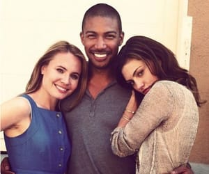 hayley, The Originals, and marcel image