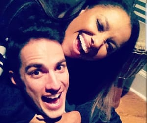 michael trevino, kat graham, and Bonnie image