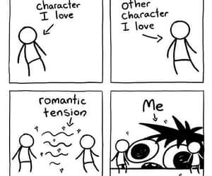 funny, cartoon, and sarah andersen image