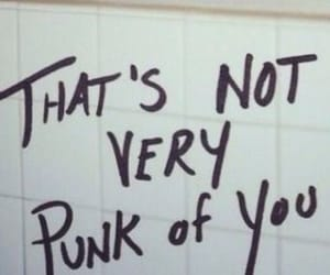punk, quotes, and text image