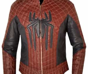 biker jacket, leather jacket, and motivation image
