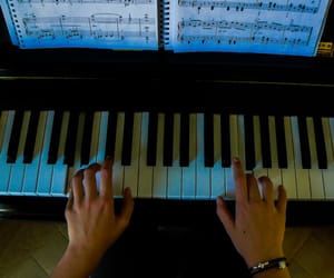 automn, music, and duet image