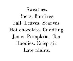 fall, autumn, and quotes image