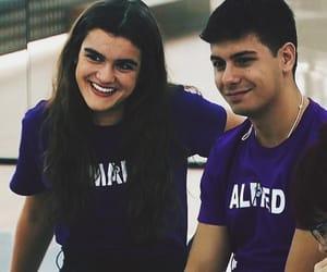 Alfred, alfred garcia, and amaia romero image