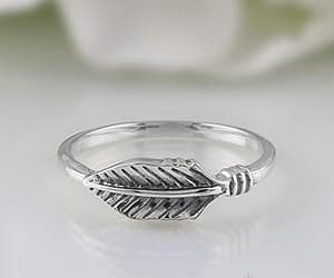 sterling silver rings, sterling silver ring, and 925 sterling silver rings image