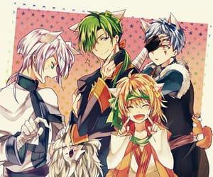 anime, fanart, and akatsuki no yona image
