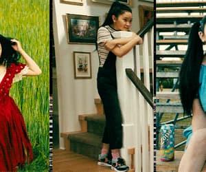 books, lara jean covey, and fashion image