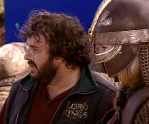 behind the scenes, eowyn, and miranda otto image