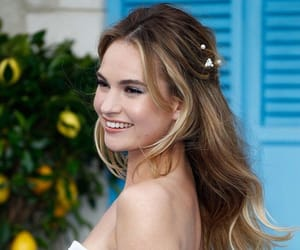pretty and lily james image