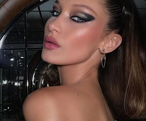 cool, earring, and bella hadid image