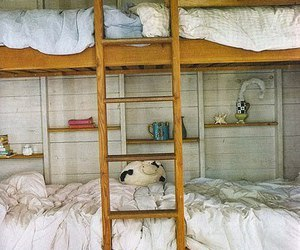 home decor, bunks, and inspiration image