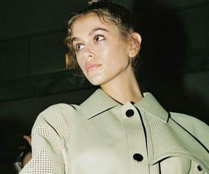backstage, fashion, and model image
