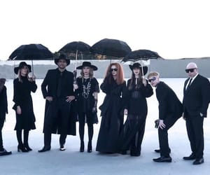 cast, apocalypse, and coven image
