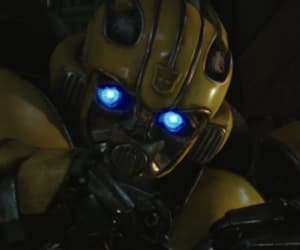 bumblebee, spin off, and transformers fandom image