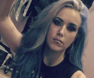 new, alissa white-gluz, and arch enemy image