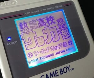 game, game boy, and japanese image