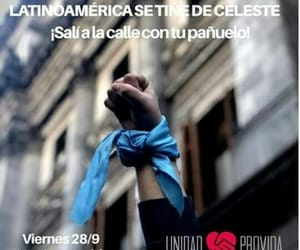 aborto, ola celeste, and latinoamerica image