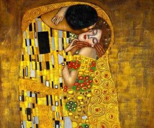 art, wallpaper, and kiss image