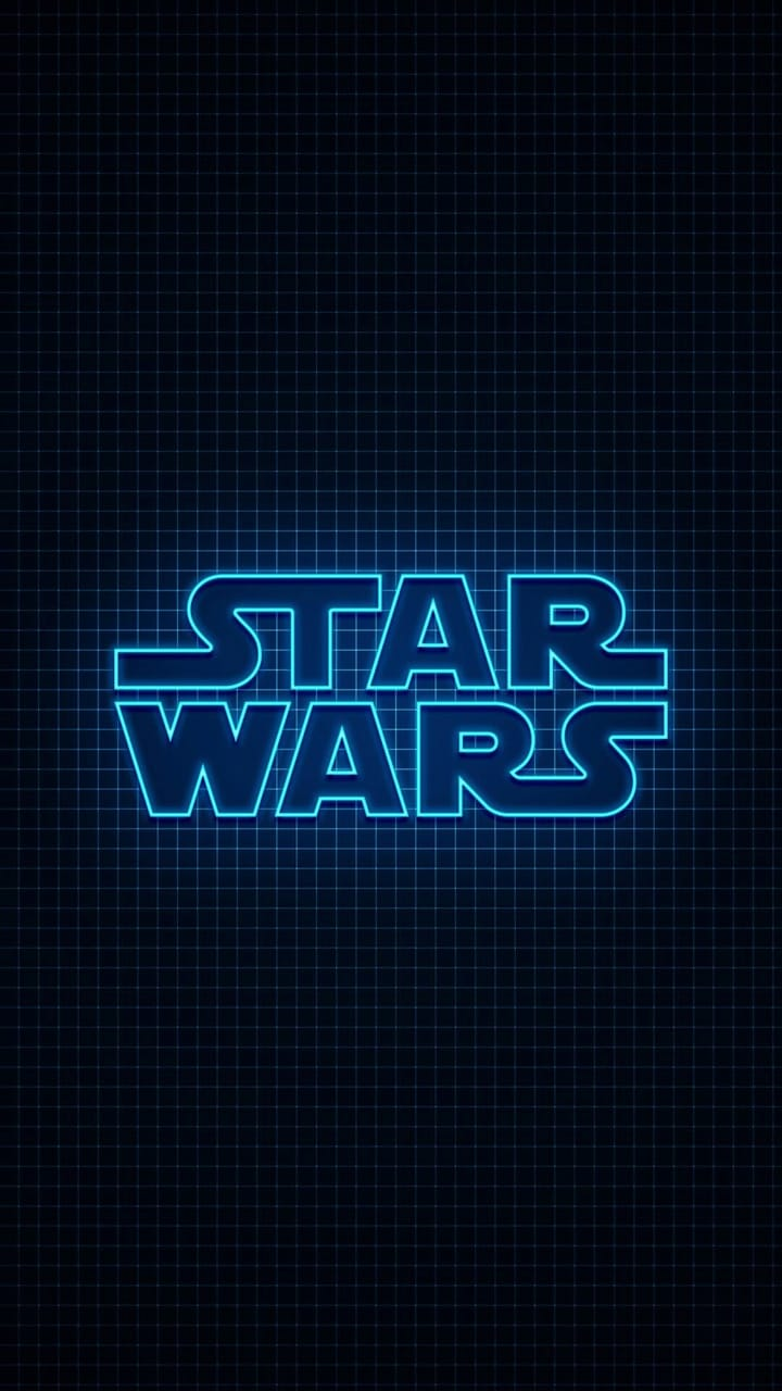 background, blue, and jedi image