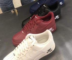 air force 1 and nike image