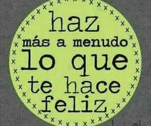 felicidad, frases, and español image
