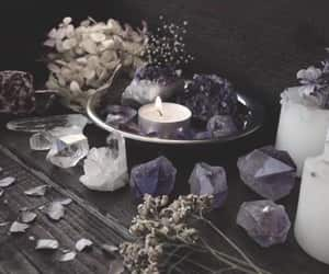 article, stone, and crystals image