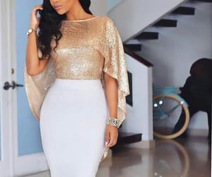 elegant, love, and fashion image