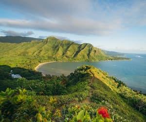 adventure, beautiful, and hawaii image