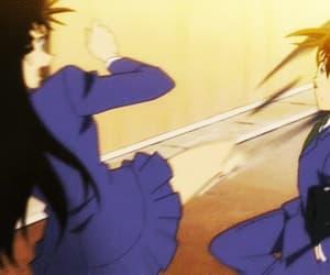 gif, detective conan, and shinichi image