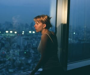 lost in translation, Scarlett Johansson, and Sofia Coppola image