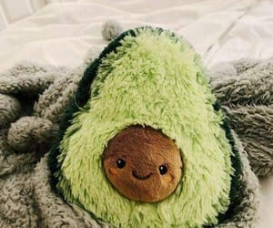 avocado, cute, and pillow image