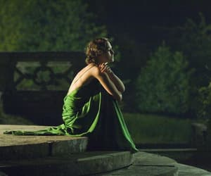atonement, keira knightley, and green image