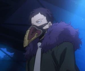 anime, gif, and overhaul image