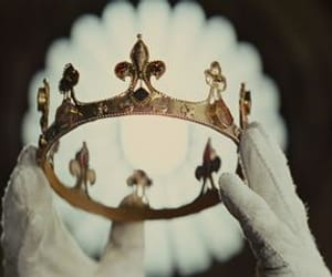 crown, king, and Queen image