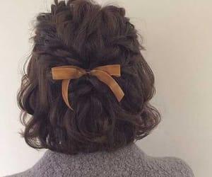 hair, short, and cute image