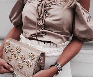chic, expensive, and style image