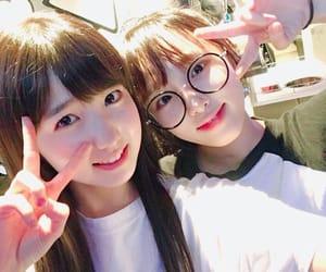 hitomi, izone, and yena image