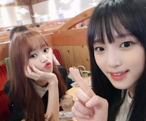 korean, yena, and produce 48 image