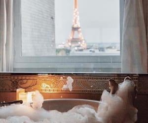 paris, bath, and relax image