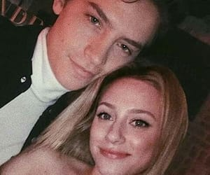 couple, tumblr, and cole sprouse image