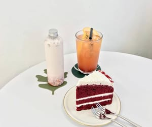 aesthetic, drinks, and food image