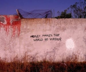 money, quotes, and world image