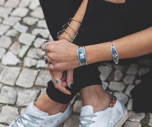 black jeans, fashion, and fashion blogger image